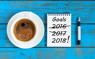 How to Actually Achieve Every Goal You Set in 2018