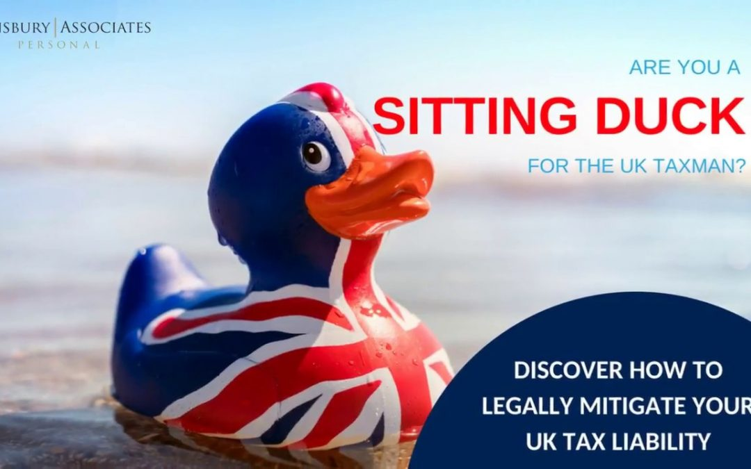 Calculating your UK tax liability as an Expat: What you need to know
