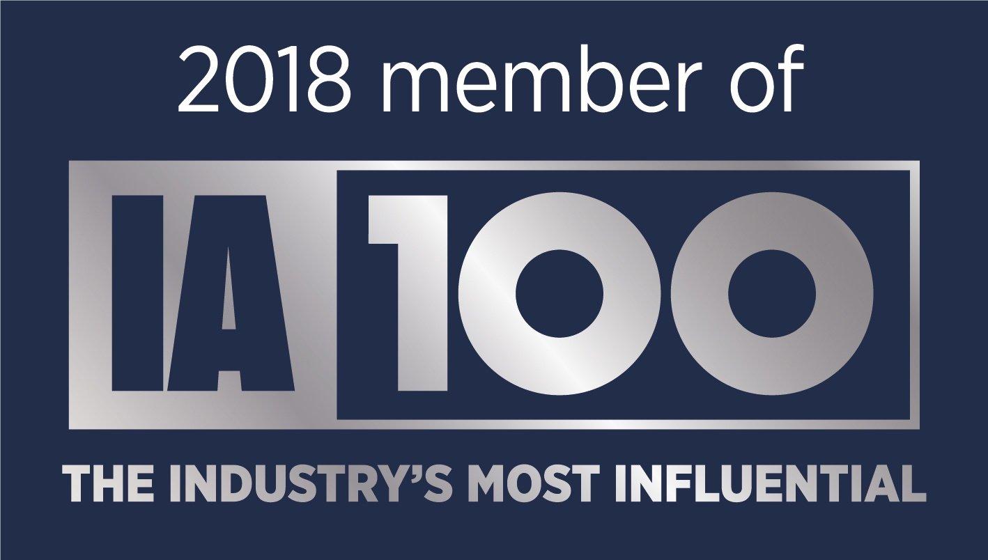 2018 member of IA 100 - Financial Planning Dubai UAE