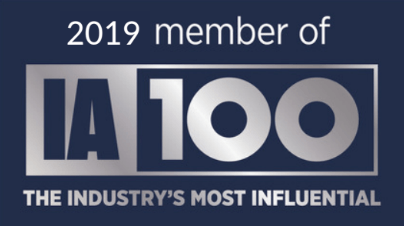 2019 member of IA 100 - Financial Advisors Dubai